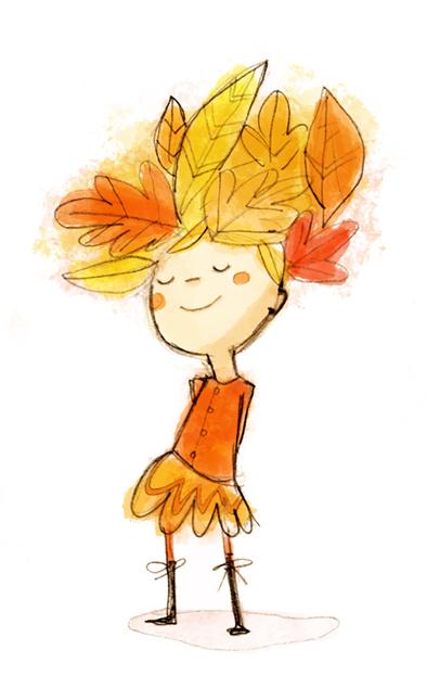 Jesień Wiersz Dla Dzieci